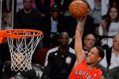 DeMar DeRozan's 40 carry Toronto Raptors past Indiana Pacers