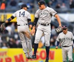 Aaron Judge caps New York Yankees' offensive outburst with bomb in win over Pittsburgh Pirates