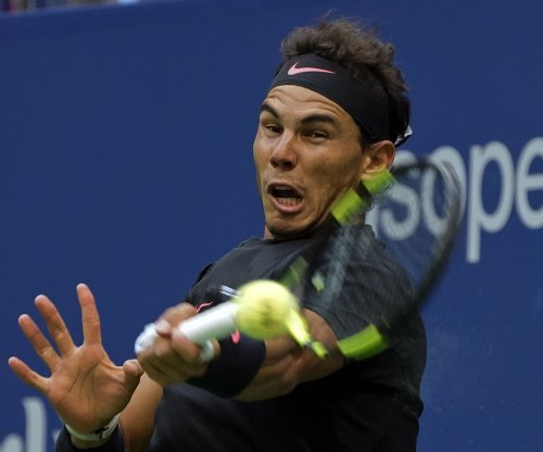 Rafael Nadal (knee) withdraws from 2017 Rolex Paris Masters tourney
