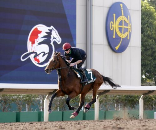 UPI Weekend Preview: Hong Kong takes center stage