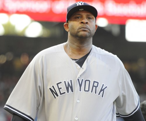 Yankees' CC Sabathia to face Nationals' Max Scherzer if no rain