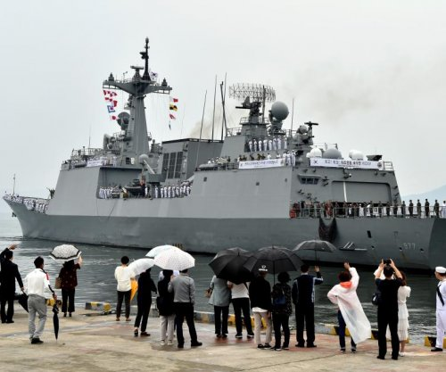 South Korean sailor killed after ammunition explodes on ship