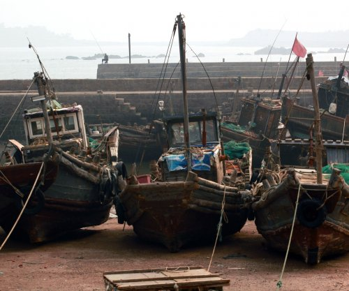 South Korea coast guard detains illegal Chinese boats