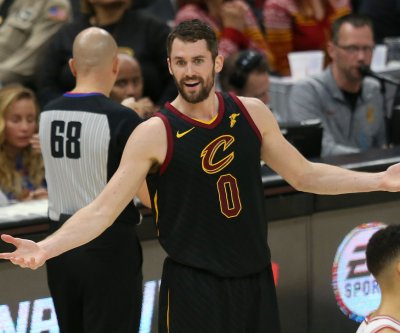 Coronavirus: Kevin Love donating $100K to arena workers affected by NBA shutdown
