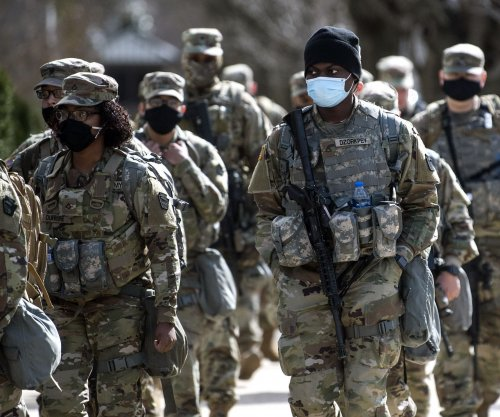 Capitol Police ask National Guard to extend deployment