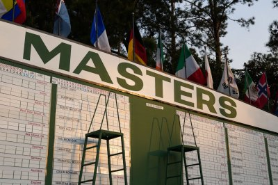 Masters golf, NASCAR, MLB, NBA load weekend sports schedule