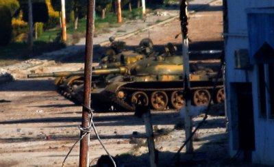Syrians foresee war; U.N. decries regime