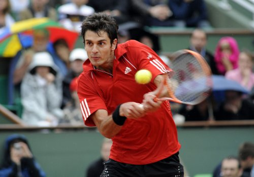 Past champions ousted at Ordina Open