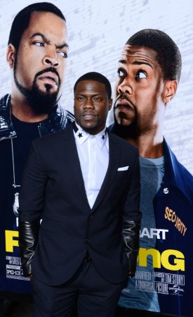 'Ride Along' leads weekend at U.S. box office