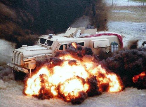 UAE seeks 4,500-plus MRAPs