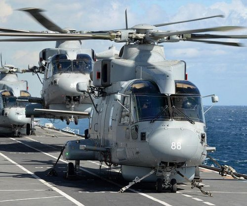 GenDyn UK providing systems for Merlin helicopters