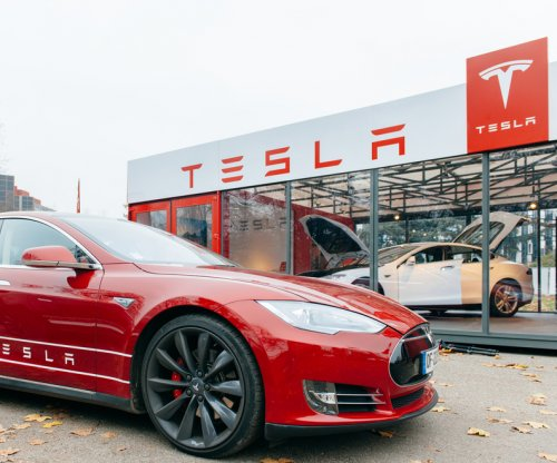 Elon Musk hints at software update to extend Tesla Model S range
