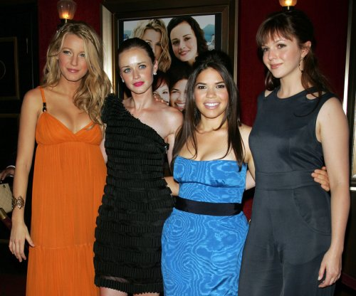 Blake Lively names 'Sisterhood of Traveling Pants' co-stars as godmothers