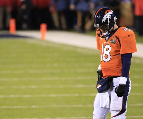 End of line: Denver Broncos' Peyton Manning meets familiar QB fate