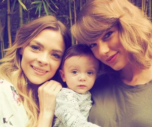 Jaime King celebrates son's first birthday in post to Taylor Swift