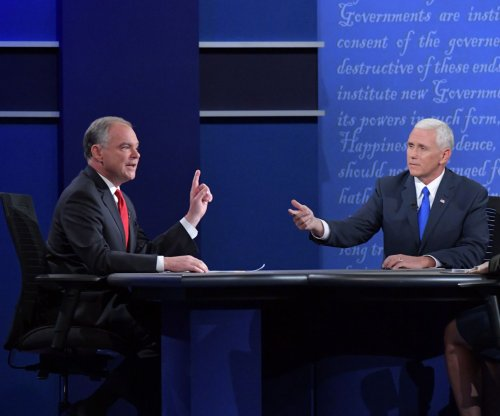 VP debate: Tim Kaine, Mike Pence direct barbs at the nominees