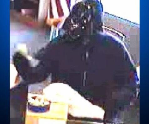 'Comic-con bandit' targets Colorado banks dressed as Darth Vader and Black Panther