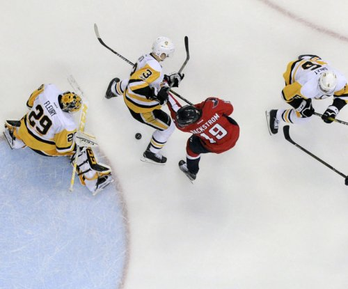 Pittsburgh Penguins dominate Washington Capitals to take 2-0 series lead