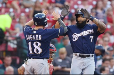 Milwaukee Brewers best Cincinnati Reds, snap six-game skid