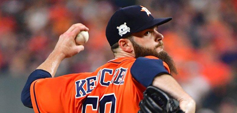 Houston Astros, Dallas Keuchel clip New York Yankees in Game 1 of