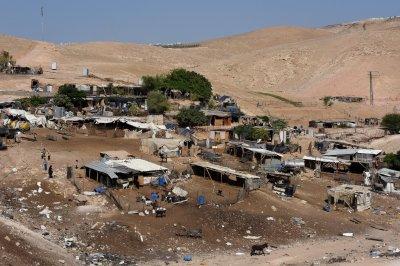 Israel delivers evacuation orders to Khan al-Ahmar residents