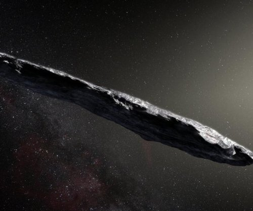 Portrait of interstellar visitor 'Oumuamua gets clearer in new NASA study