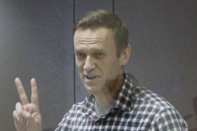 Jailed Russian opposition leader Alexei Navalny goes on hunger strike