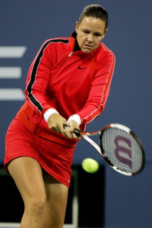 Davenport out of Olympics tennis