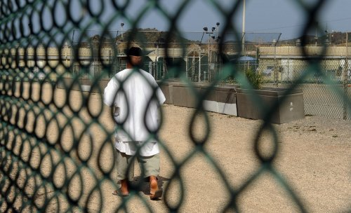 162 detainees left at Guantanamo Bay