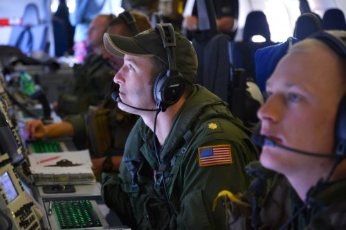 Pulse detected in search for Malaysia Airlines Flight 370