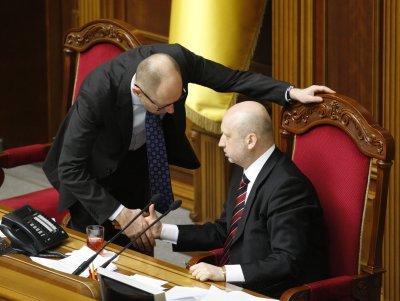 Ukrainian Parliament chair seeks drones to monitor Ukraine-Russia border