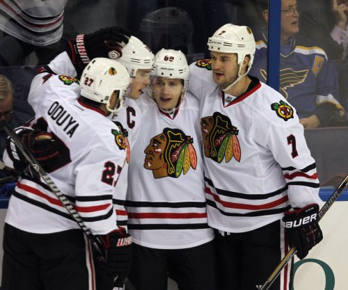 Chicago Blackhawks grab 3-0 series lead on Minnesota Wild