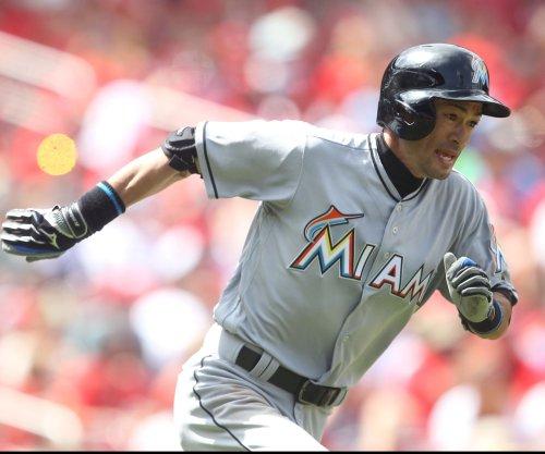 Ichiro Suzuki creeps toward milestone, Miami Marlins beat St. Louis Cardinals