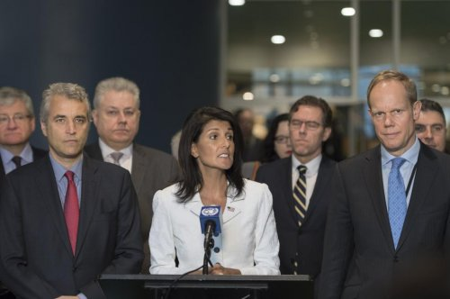 U.S. leads nations in boycott of U.N. talks to ban nuclear weapons