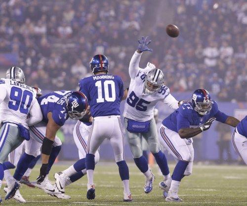 Dallas Cowboys DE David Irving supended four games