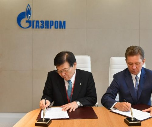 Russia's Gazprom examines LNG options in Japan