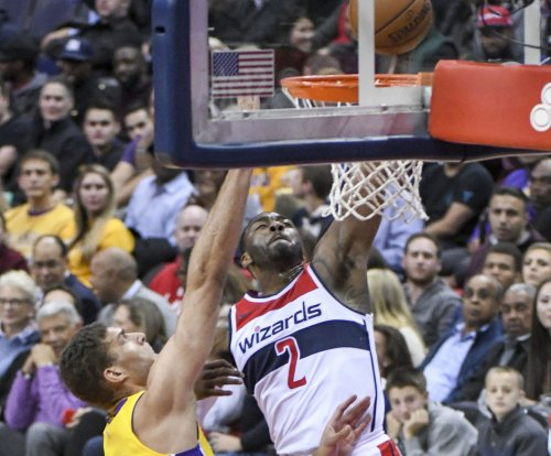 Washington Wizards: John Wall out two weeks