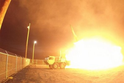 Lockheed Martin receives another $553M for THAAD