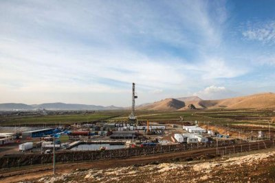 Kurdish gas reserve upgrade met with production questions