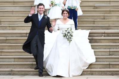 Princess Eugenie revisits 'happy memories' on 2nd wedding anniversary