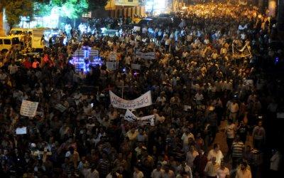 Hezbollah: Cairo clashes a U.S. plot