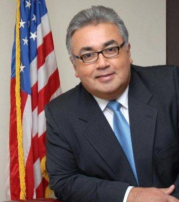FBI raids Calderon's office in California