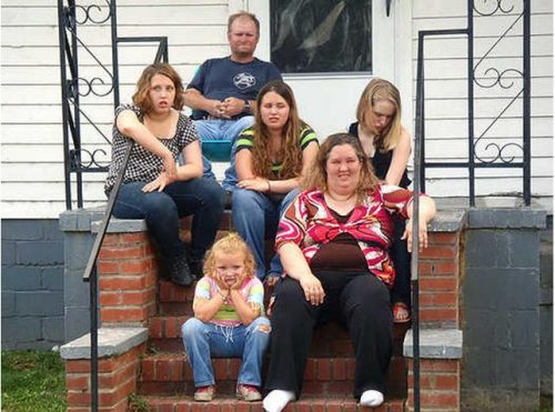 Honey Boo Boo's family 'really sore today' after car accident