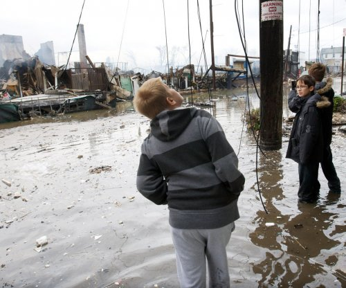 New York City sea levels could rise up to six feet by 2100