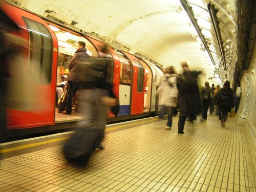 London in chaos as subway workers strike gains momentum