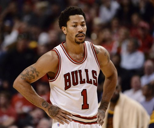 Chicago Bulls' Derrick Rose sustains orbital fracture