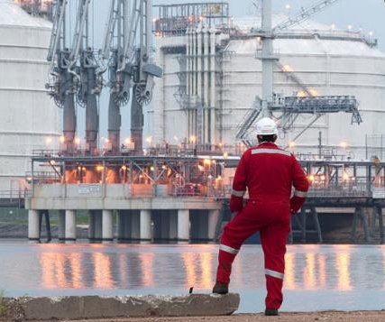 BG Group cleared for LNG plant in Louisiana