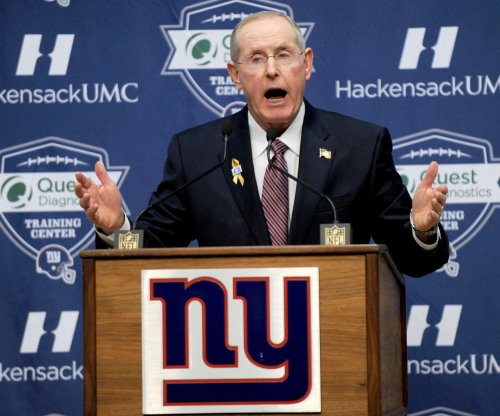 Tom Coughlin still has 'hard feelings' toward New York Giants