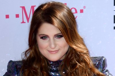 Meghan Trainor pens, performs song for new 'Smurfs' adventure