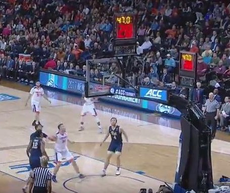 Virginia knocks off Pitt in ACC tourney